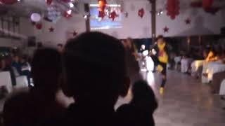 Ballet lion's dance