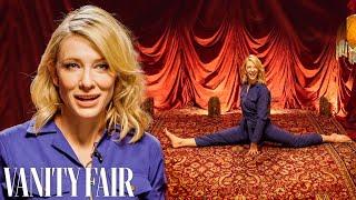 Cate Blanchett's Secret Talent Looks Painful | Secret Talent Theatre | Vanity Fair thumbnail