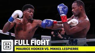 FULL FIGHT   Maurice Hooker vs. Mikkel LesPierre