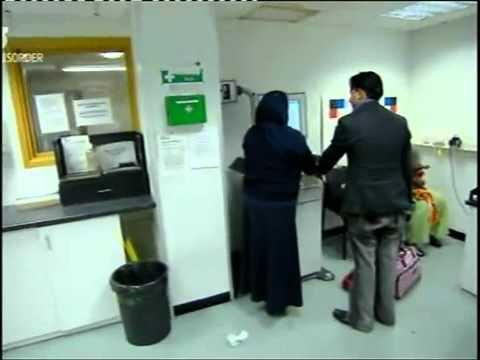 Bogus Pakistani Student deported from UK - Part 1 - YouTube.flv