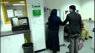 Bogus Pakistani Student deported from UK - Part 1 - YouTube.flv