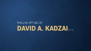 The Law Offices of David A. Kadzai, LLC Video - Chicago Car Accident Attorney | The Law Offices of David A. Kadzai, LLC