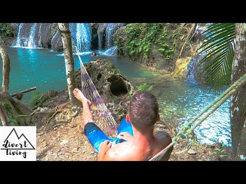 SIQUIJOR ISLAND PHILIPPINES | BLUEST WATER IN THE WORLD? |