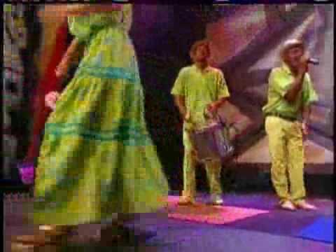 Samba Coco Raízes de Arcoverde - Rumos Música 2004-2005