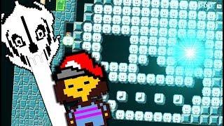 LET THE BATTLE AGAINST SANS BEGIN!! | Undertale Levels | Super Mario Maker
