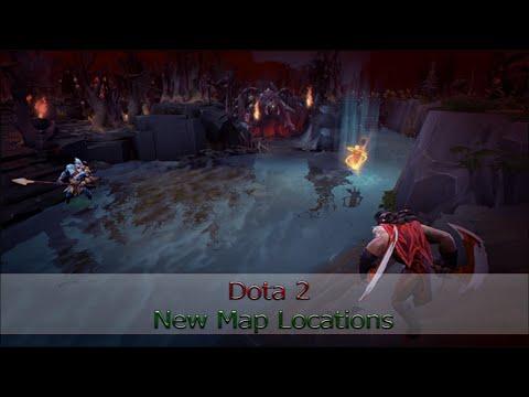 видео: Изменение карты dota 2 [new map locations]