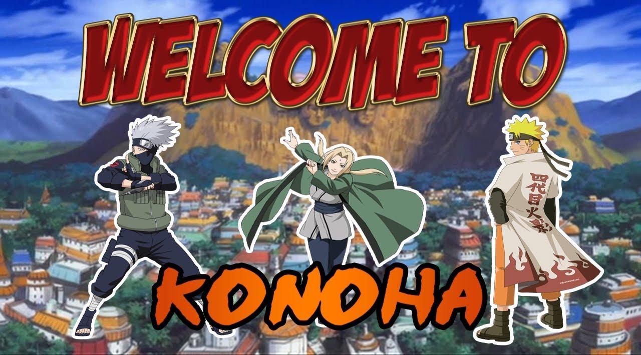 GTA SA   Konoha Map Pack   YouTube
