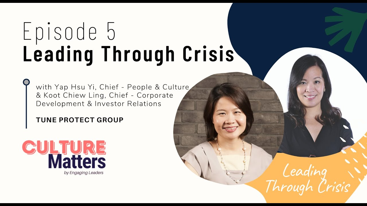 Culture Matters : Episode 5 - Leading Through Crisis
