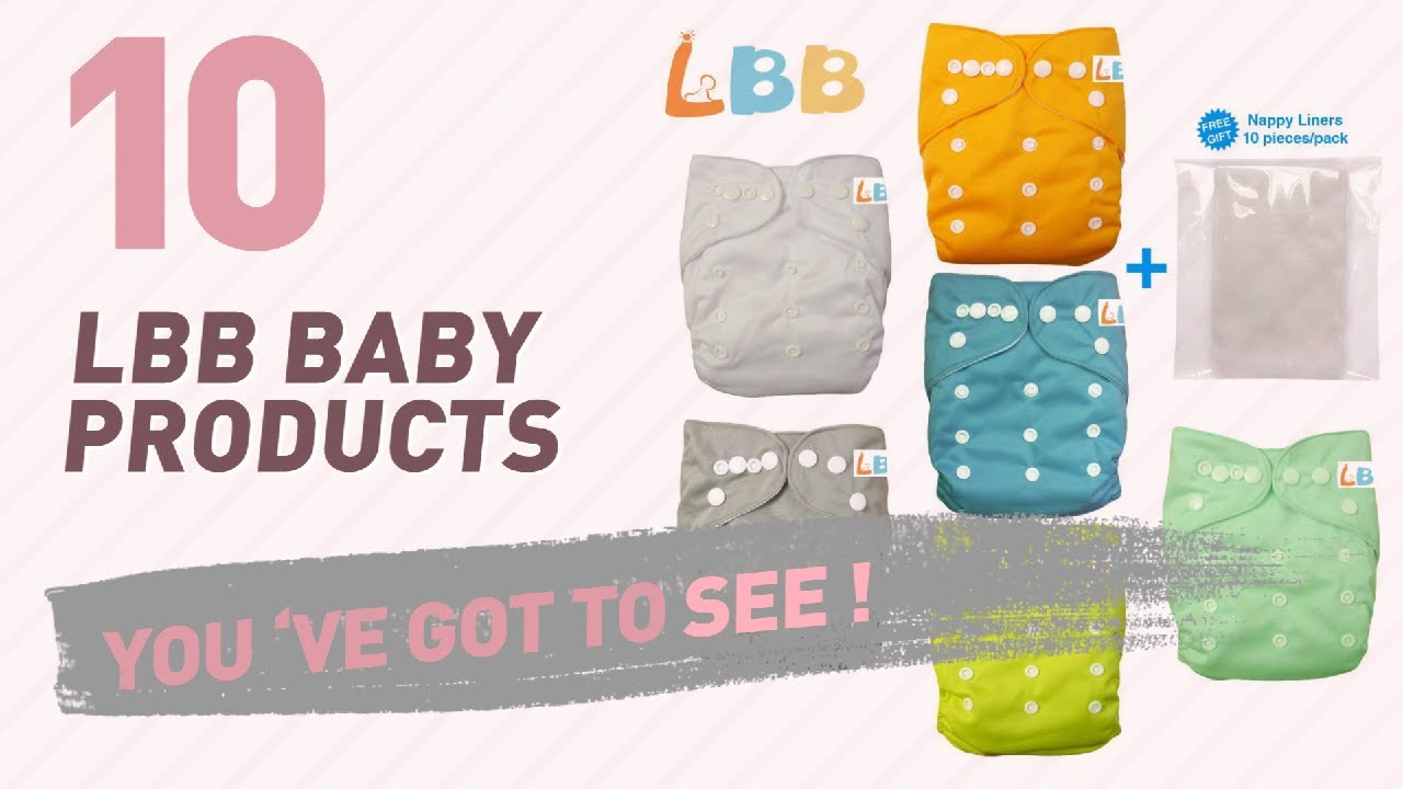Lbb Baby Products Video Collection // New & Popular 2017