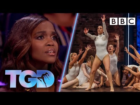 Captains mesmerised by Dane Bates Collective's exceptional skills - The Greatest Dancer | Auditions
