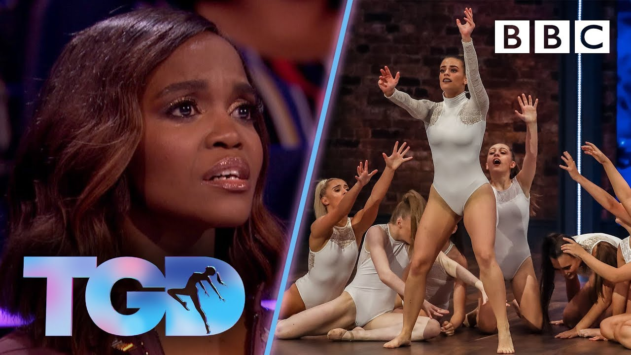 Download Captains mesmerised by Dane Bates Collective's exceptional skills - The Greatest Dancer | Auditions