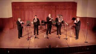 The Chicago Brass Quintet  Deus in Adjutorium Claudio Monteverdi