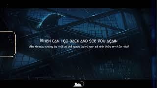 [Lyrics+Vietsub] Resident - dream of lies (ft. Brandon Hailey)