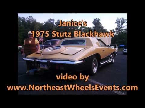 1975 Stutz Blackhawk