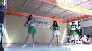 2014/5/11 新潟 古町どんどん 8番町ステージ LIVE □Negicco「トリプル!W...