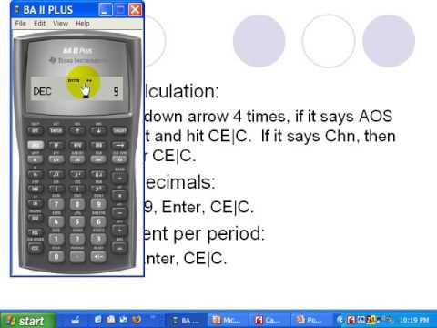 how to set your calculator to degrees