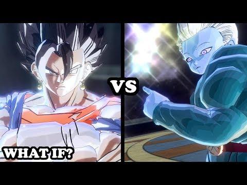 DAISHINKAN KILLS ZENO! Vegito Ultra Instinct VS Daishinkan [Tournament of Power] - DB Xenoverse 2