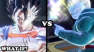 DAISHINKAN KILLS ZENO! Vegito Limit Breaker VS Daishinkan [Tournament of Power] - DB Xenoverse 2