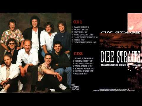 """Dire Straits """"Calling Elvis"""" 1991 Zurich AUDIO ONLY"""