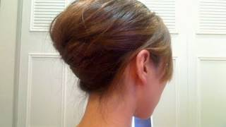 Repeat youtube video Half up and Up do hair style夜会巻きとハーフアップ編[Reupload]
