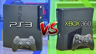 PS3 vs XBOX 360 | Duęlo Slim | Versus Jugamer