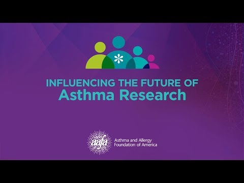 How People with Asthma Can Influence the Future of Research (Full-Length)