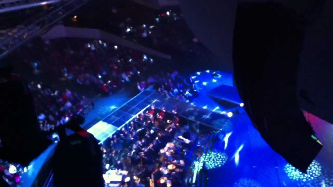 """Backstage at Prestonwood's """"The Gift of Christmas ..."""