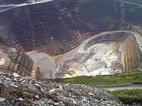 Mining in Papua New Guinea