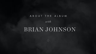 About the Album // Brian Johnson // After All These Years