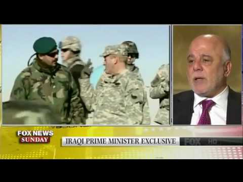 Iraqi prime minister on strategy to destroy ISIS