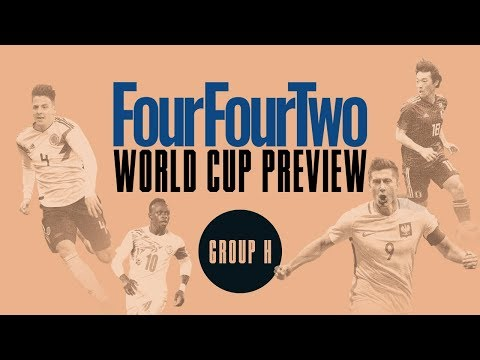 World Cup 2018 Group H Preview | Colombia | Poland | Senegal | Japan
