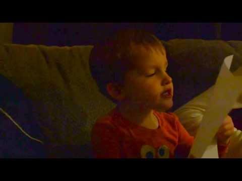 Conor sings Dear Prudence