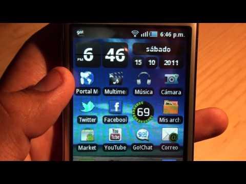 Review del Samsung Galaxy Fit - S5670 En Español (HD) Part 2