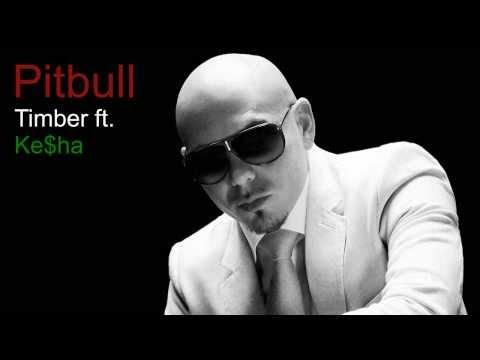 Pitbull Timber ft. Ke$ha (radio edition)