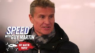 David Vs Guyliath | Speed With Guy Martin | F1 Special With David Coulthard | Guy Martin Proper