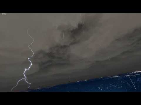 Project Update #3 : Dynamic Weather, Moving Object interior physics simulation