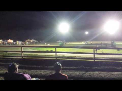 Quincy raceways crash