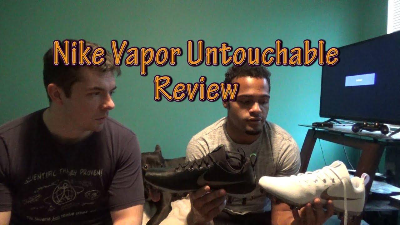 Nike Vapor Untouchable Review 02-02-2018