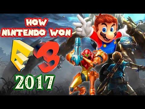 How Nintendo (Switch) Won E3 2017!