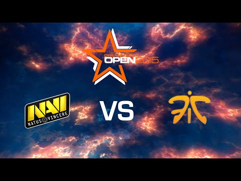 Na'Vi vs. Fnatic - Mirage -  FINALS - Game 1 - DreamHack Open Summer 2015