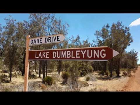 Exploring the Southern Shores of Lake Dumbleyung Western Australia  - Part 1