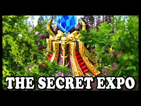 """Grubby   """"The Secret Expo""""   Warcraft 3   NE Vs UD   Twisted Meadows"""