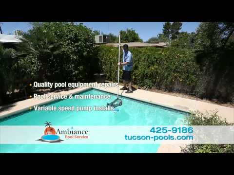 Ambiance Pool Service 15 Second Spot