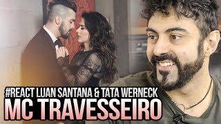 REAGINDO a Luan Santana - MC Lençol e DJ Travesseiro feat. Tata Werneck