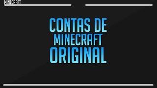 Como Ter Uma Conta De Minecraft Original GRÁTIS 2016..\0/