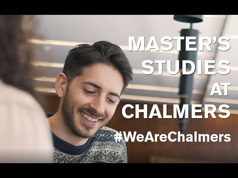 Start Your Master's Studies at Chalmers University of Technology
