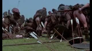 Голые жопы !Смешной момент из фильма Храброе Сердце ,шотландский юмор!