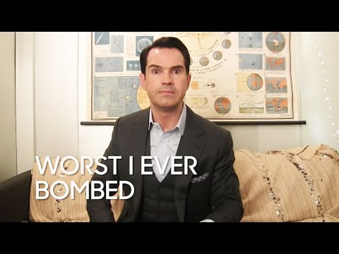 Thumbnail: Worst I Ever Bombed: Jimmy Carr