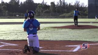 Omar Jimenez - Skills Show Video - Quinco Baseball Academy