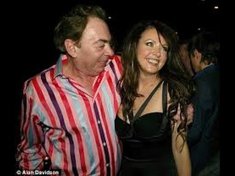 Sarah Brightman And Andrew Lloyd Webber Marriage